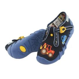 Încălțăminte pentru copii Befado 110P347 albastru marin 4