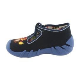 Încălțăminte pentru copii Befado 110P347 albastru marin 2