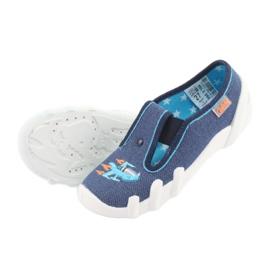Încălțăminte pentru copii Befado 290X188 albastru marin albastru 4