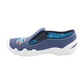 Încălțăminte pentru copii Befado 290X188 albastru marin albastru 2