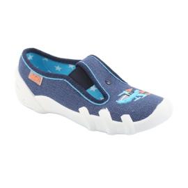 Încălțăminte pentru copii Befado 290X188 albastru marin albastru 1