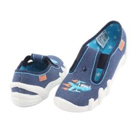 Încălțăminte pentru copii Befado 290X188 albastru marin albastru 3