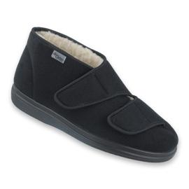 Pantofi pentru bărbați Befado pu 986M011 negru 1