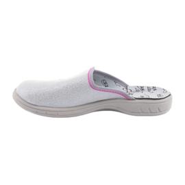 Papuci Befado pantofi copii 707Y398 gri 2