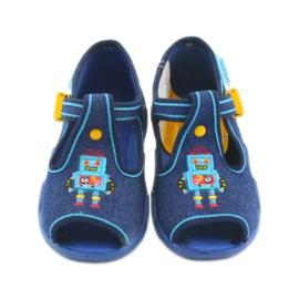 Încălțăminte pentru copii Befado 217P103 albastru 4