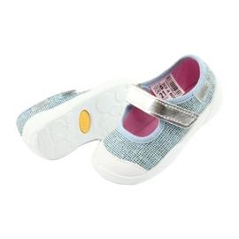 Încălțăminte pentru copii Befado 209P030 albastru gri 4