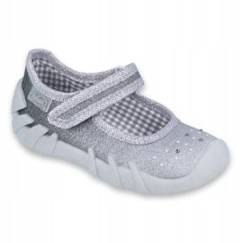 Încălțăminte pentru copii Befado 109P185 argint gri 1