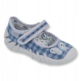 Încălțăminte pentru copii Befado 109P188 albastru gri 1