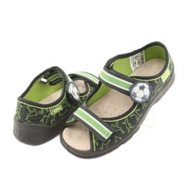 Încălțăminte pentru copii Befado 869x131 gri verde 3