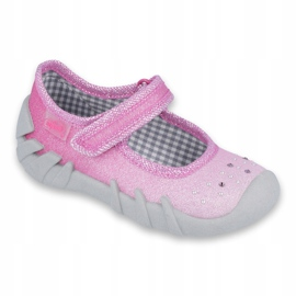 Încălțăminte pentru copii Befado 109P195 roz 1