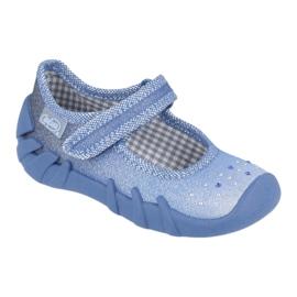 Încălțăminte pentru copii Befado 109P186 albastru 1