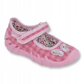 Încălțăminte pentru copii Befado 109P187 roz 1