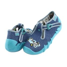 Încălțăminte pentru copii Befado 110P320 albastru 4