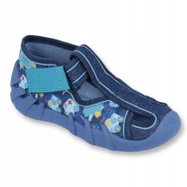 Încălțăminte pentru copii Befado 190P090 albastru marin albastru 1