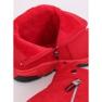 Cizme roșii în stil sport SJ1938 Roșu 3