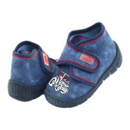 Încălțăminte pentru copii Befado 529P027 roșu albastru marin 4