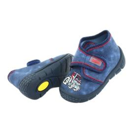Încălțăminte pentru copii Befado 529P027 roșu albastru marin 5