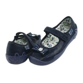 Încălțăminte pentru copii Befado 114X362 albastru marin 4