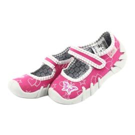 Încălțăminte pentru copii Befado 109P165 roz gri 3