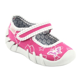 Încălțăminte pentru copii Befado 109P165 roz gri 1