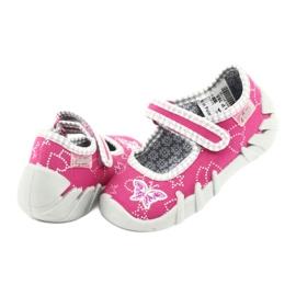 Încălțăminte pentru copii Befado 109P165 roz gri 4