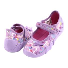 Încălțăminte pentru copii Befado 109P182 violet multicolor 4