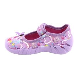 Încălțăminte pentru copii Befado 109P182 violet multicolor 2