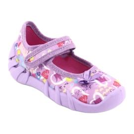 Încălțăminte pentru copii Befado 109P182 violet multicolor 1