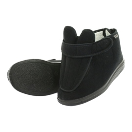 Befado femei pantofi pu orto 987D002 negru 6