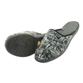 Pantofi pentru tineret Befado 201Q091 gri 5
