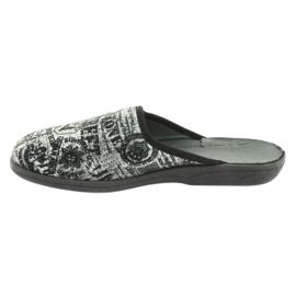 Pantofi pentru tineret Befado 201Q091 gri 3