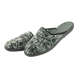 Pantofi pentru tineret Befado 201Q091 gri 4