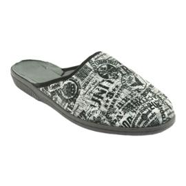 Pantofi pentru tineret Befado 201Q091 gri 2
