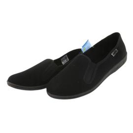 Pantofi bărbați Befado pvc 001M060 negru 3