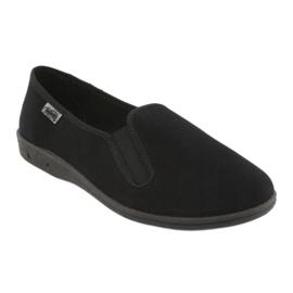 Pantofi bărbați Befado pvc 001M060 negru 2