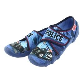 Încălțăminte pentru copii Befado 273X276 albastru multicolor 4