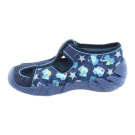 Încălțăminte pentru copii Befado 190P090 albastru marin albastru 3