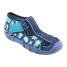Încălțăminte pentru copii Befado 190P090 albastru marin albastru 2