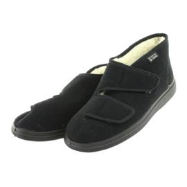 Pantofi pentru bărbați Befado pu 986M011 negru 4