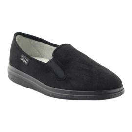 Befado femei pantofi pu 991D002 negru 4