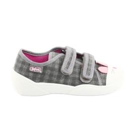 Încălțăminte pentru copii Befado 907P108 roz gri 1