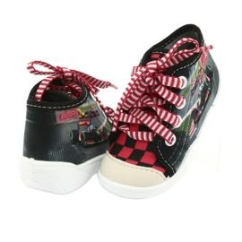 Încălțăminte pentru copii Befado 218P050 negru roșu gri 4