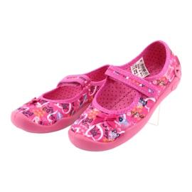 Încălțăminte pentru copii Befado 114X358 roz multicolor 4