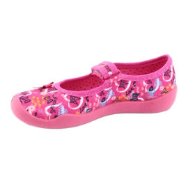 Încălțăminte pentru copii Befado 114X358 roz multicolor 3