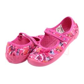 Încălțăminte pentru copii Befado 114X358 roz multicolor 5