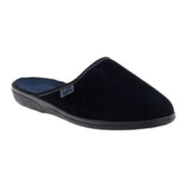 Pantofi pentru tineret Befado 201Q033 albastru marin 2