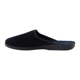 Pantofi pentru tineret Befado 201Q033 albastru marin 3