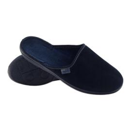 Pantofi pentru tineret Befado 201Q033 albastru marin 4
