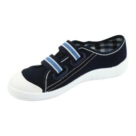 Încălțăminte pentru copii Befado 672Y049 albastru marin albastru 3