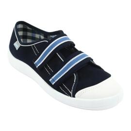 Încălțăminte pentru copii Befado 672Y049 albastru marin albastru 2